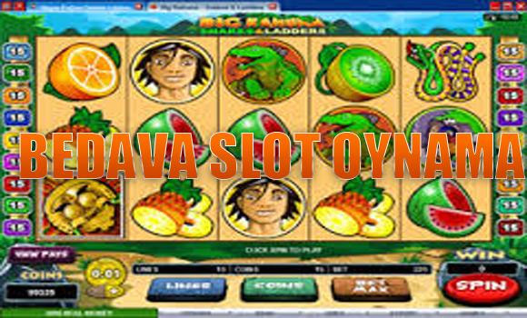 bedava slot oynama, Bedava slot oynanan siteler, Ücretsiz slot oyunları