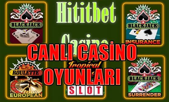 Canlı casino oyunları, Canlı casino oyunları nasıl oynanır, Canlı casino oyunları oynamak