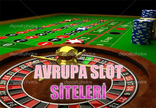 Avrupa slot siteleri, güvenilir Avrupa slot siteleri, Yabancı slot siteleri